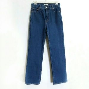 Vintage 512 Levi's mom jeans 11-in rise high waist